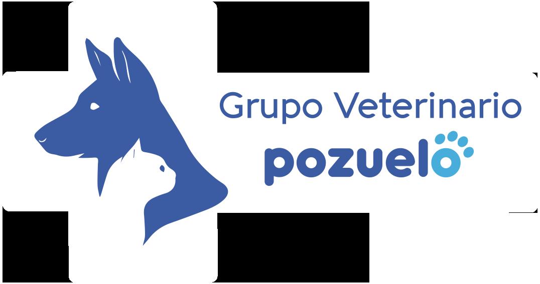 Logotipo del Grupo Veterinario Pozuelo