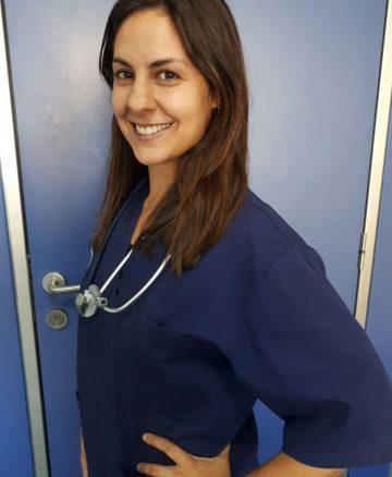 María Navarro Veterinaria